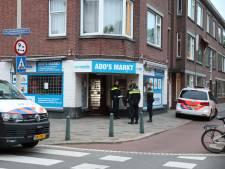 Jongen bedreigt personeel met mes in avondwinkel aan Oudemansstraat