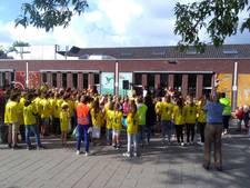 Basisschool Het Mozaïek pakt omgeving aan met opruimactie