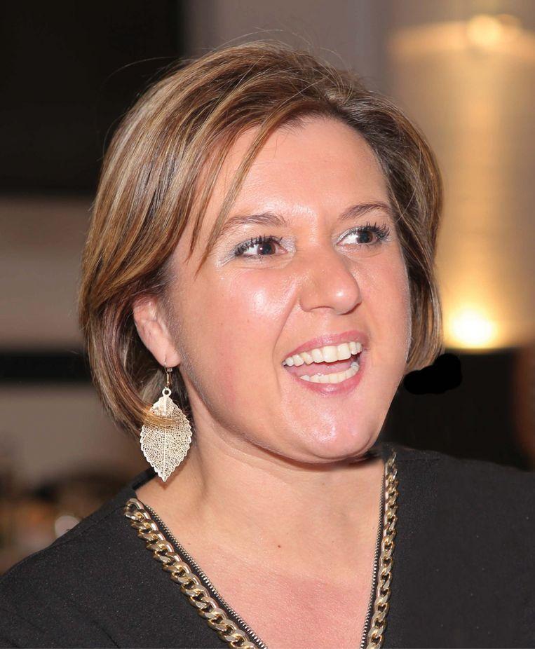 Candice De Windt (Odisee Hogeschool): 'Wie zich niet bijschoolt, zal geen loopbaan meer kunnen afronden.' Beeld