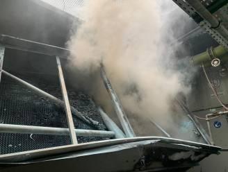 """Brandje in Louizatoren: """"Meer rook dan vuur"""""""