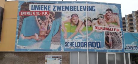 Zwemparadijs Aquadome Scheldorado in Terneuzen blijft voorlopig gesloten