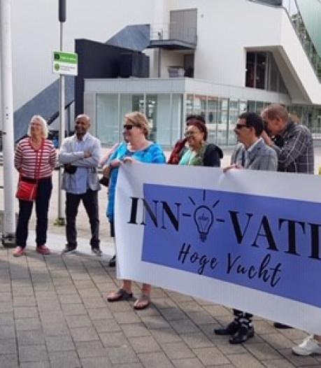 Innovatief Hoge Vucht vraagt steun van het Bredase college