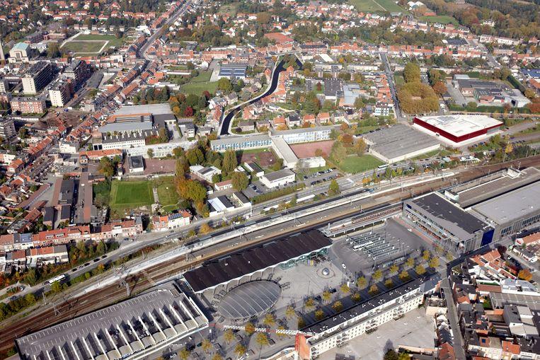 De Stationsomgeving-Noord: een complexe puzzel waarvan de stukjes nog niet in elkaar passen.