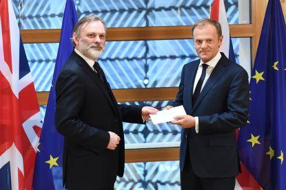 Bye bye Britten: VK heeft EU-lidmaatschap officieel opgezegd