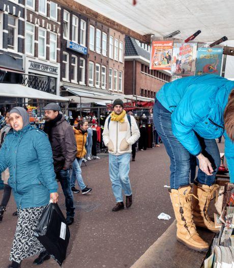 'Amsterdam is een canvas, overal nog sporen van een oude compositie'