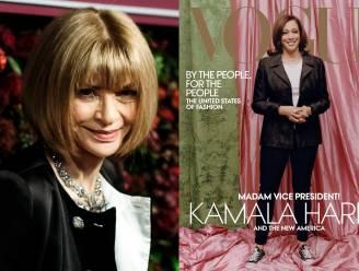 Anna Wintour reageert op ophef rond Vogue-foto Kamala Harris