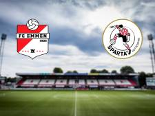 Blijft FC Emmen voor het zesde thuisduel op rij ongeslagen?