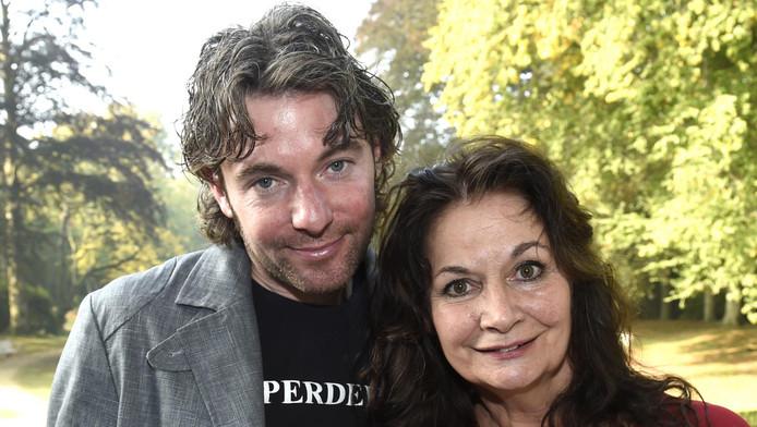 Thierry Duval en Belinda Meuldijk