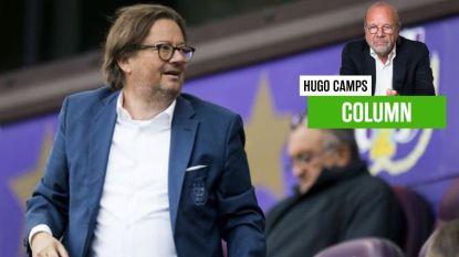 """Hugo Camps: """"De vraag is of Anderlecht nog meekan in de megalomanie. Het blijft een zieke club"""""""
