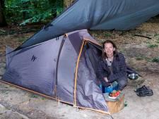 Met dit weer op de camping? 'Heel gezellig!'