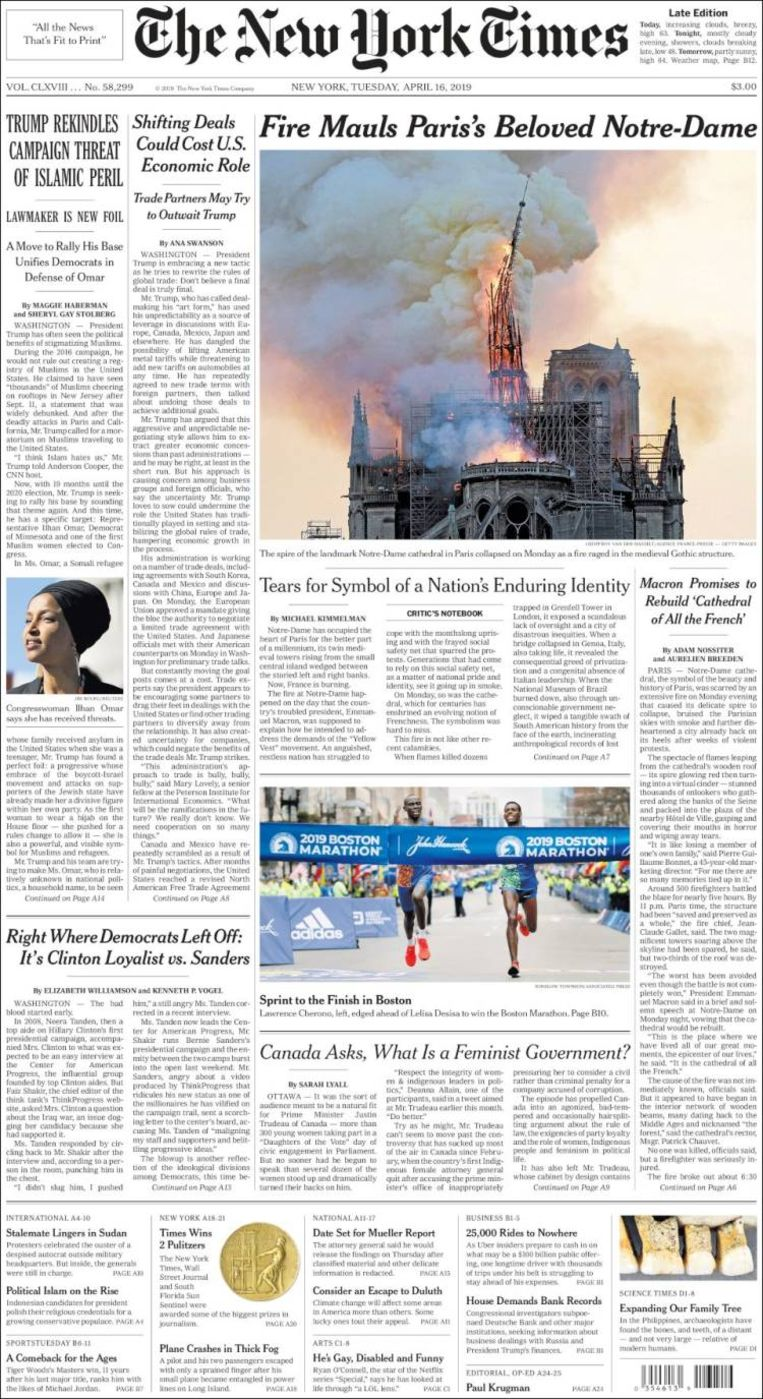 null Beeld The New York Times