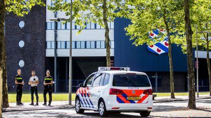 Bommelding in Nederlands voetbalstadion blijkt vals alarm