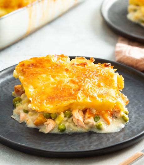 Wat Eten We Vandaag: Britse fish pie