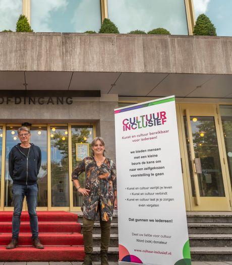 Cultuur-Inclusief Eindhoven: 'Parktheater is ook voor mensen met een kleine beurs'
