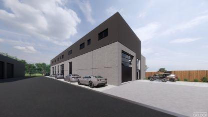 Garage ruimt plaats voor bedrijfsgebouwen en appartementen