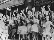Bevrijding Nederland gepaard met plunderingen