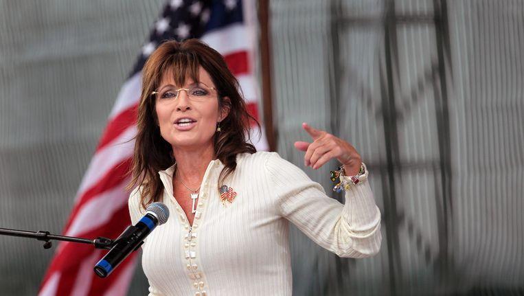Sarah Palin Beeld afp