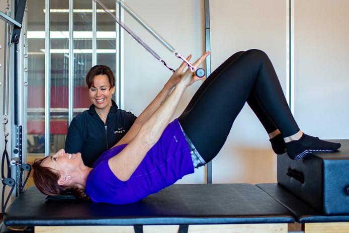 Nathalie Zweerman, Pilates Studio Oud-Beijerland