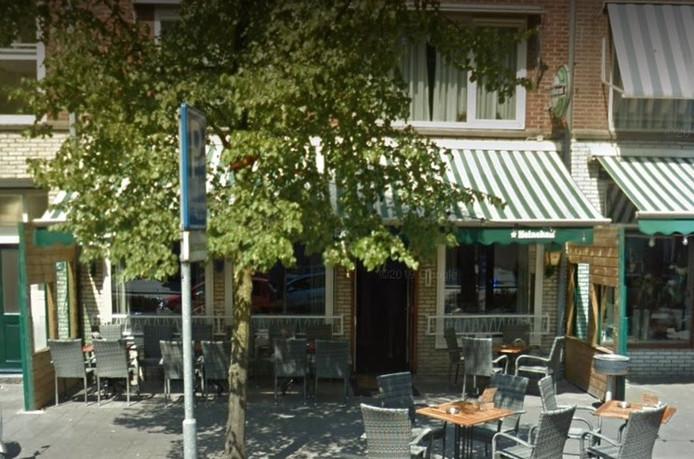 Café Murk in Ondiep.