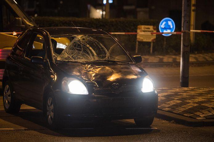 De auto van de verdachte werd later teruggevonden
