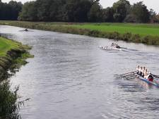 Friese roeiers weer snelste op de Vecht