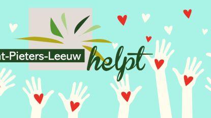 Gemeentebestuur lanceert online hulpplatform 'Sint-Pieters-Leeuw helpt'