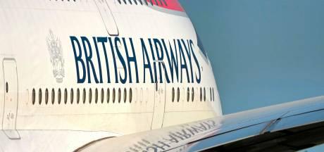 Dans le rouge, British Airways vend flûtes à champagne et objets du Boeing 747
