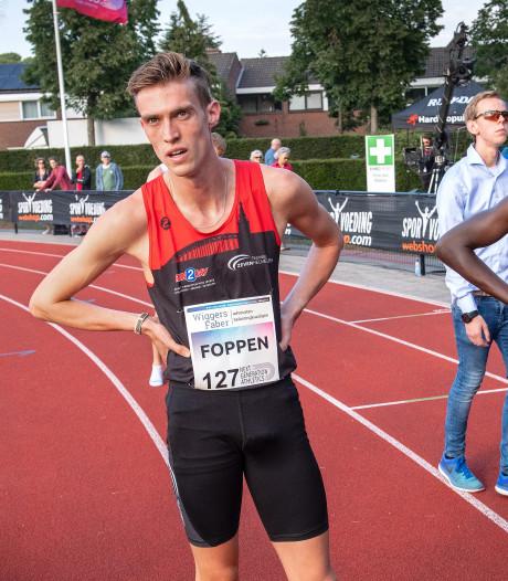 Foppen snelt naar goud, Weinans pakt zilveren medaille tijdens NK atletiek