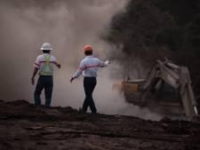 Guatemala stopt met zoeken naar slachtoffers vulkaanuitbarsting