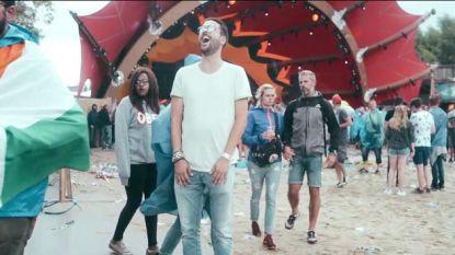 De 3 Tomorrowland-hotspots van de Belgische dj die een wereldhit te pakken heeft