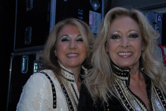 Cristina Sevilla en Marïa Mendiola