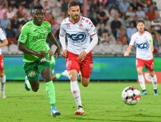 """KV Kortrijk-verdediger Brendan Hines-Ike zoekt dringend een oplossing: """"Spelen of vertrekken"""""""
