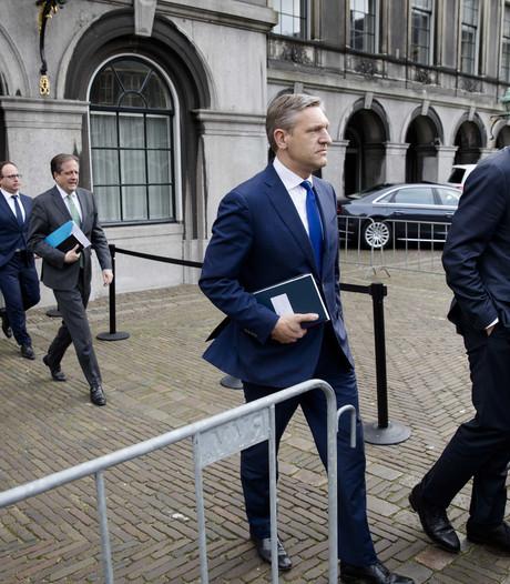 D66 vindt gesprek met Rutte en Buma over coalitie met CU 'niet zinvol'