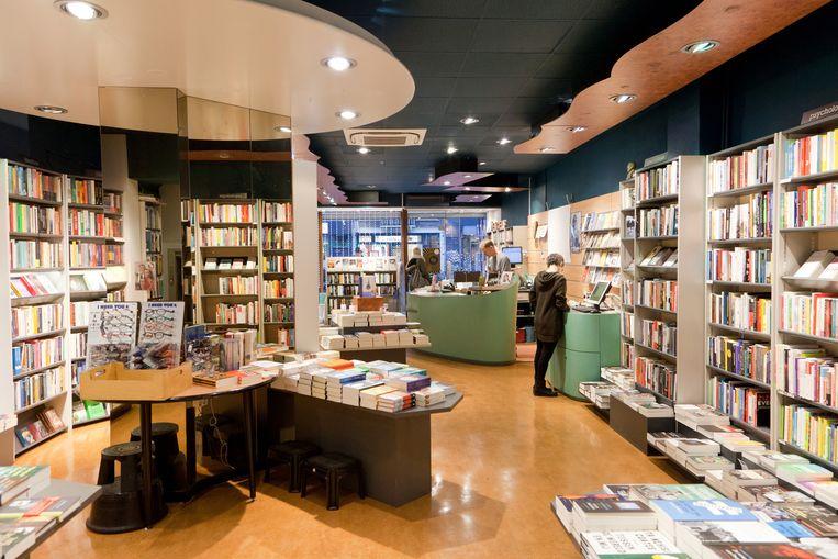 Linnaeus Boekhandel Beeld Roï Shiratski