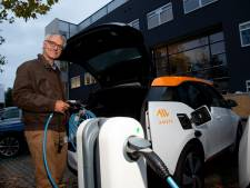'Inwoners Apeldoorn massaal in de elektrische deelauto'