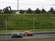Hogere en langere geluidswallen langs de A73 bij Cuijk krijgen vorm