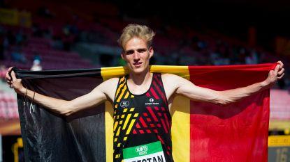 Nieuwe Belgische medaille op WK atletiek U20: Eliott Crestan verovert brons in finale 800m