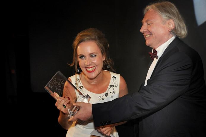 Nina de la Parra wint Sylvia Kristel Award.