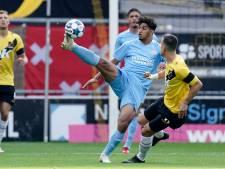 NAC verslaat Jong PSV en blijft foutloos