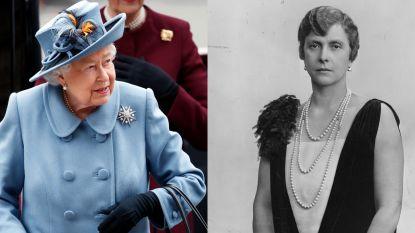 """Koningin Elizabeth II had een bemoeizieke schoonmoeder: """"Alice deed tegen iedereen bot en ruw"""""""