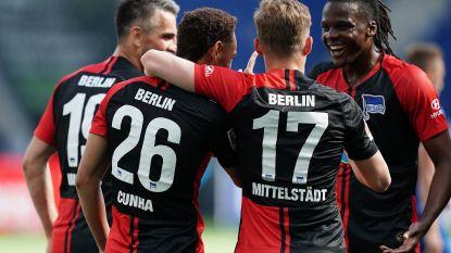 Boyata en Lukebakio boeken met Hertha Berlijn knappe 0-3-overwinning op het veld van Hoffenheim na geanimeerde pot voetbal