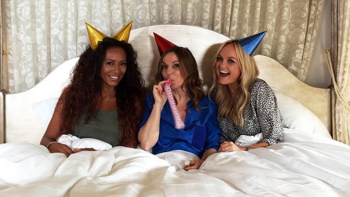 439ca1f698a Het is officieel: er komt een reünie van de Spice Girls | Show | AD.nl