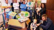 Vriendengroep helpt kinderafdeling ziekenhuis