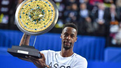 Monfils verslaat Goffin-killer Pospisil en wint ATP-toernooi Montpellier
