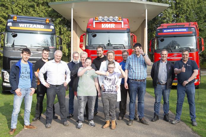 De truckrun keert na bijna twintig jaar terug in Rijssen, als jubileumuitgave met 300 vrachtwagens.