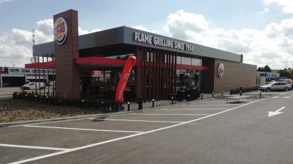 Eerste Burger King van het Hageland opent in Diest