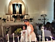 Kerk voor helft gevuld tijdens Mariabedevaart Renkum