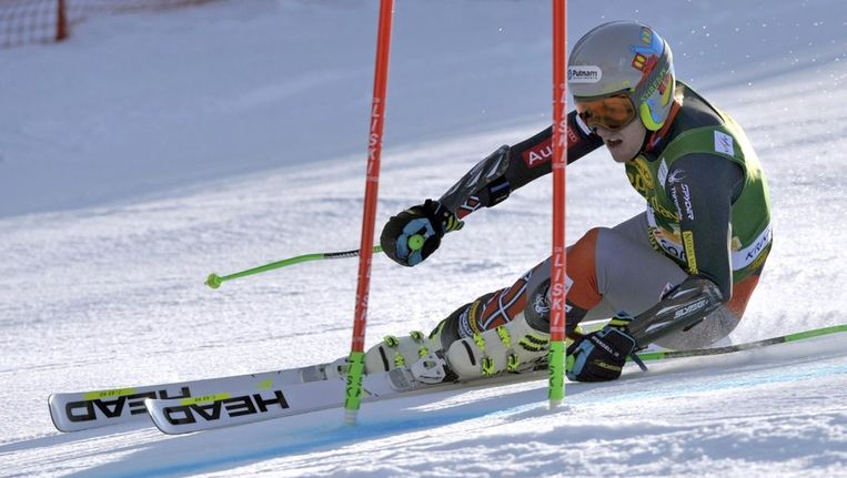 Ted Ligety. Beeld reuters