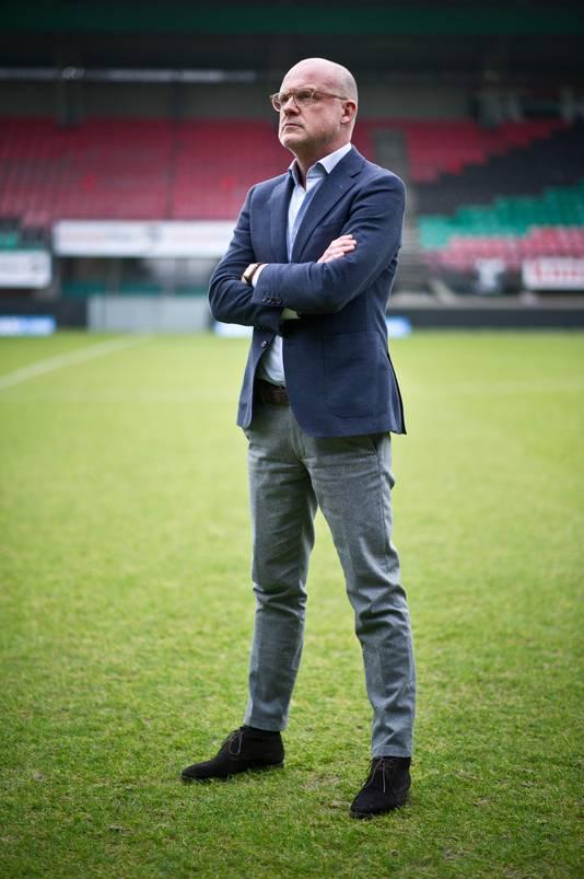 Algemeen directeur Wilco van Schaik van NEC.