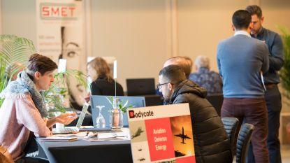 Talentenmarkt matcht 56 werkzoekenden aan 14 bedrijven
